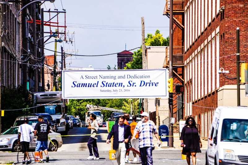 Sam Staten Sr Drive