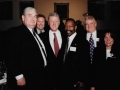 Sam Staten Sr with President Clinton