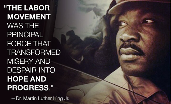 Image result for martin luther king jr union quotes