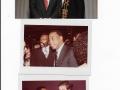 Sam Staten Sr with Three Mayors